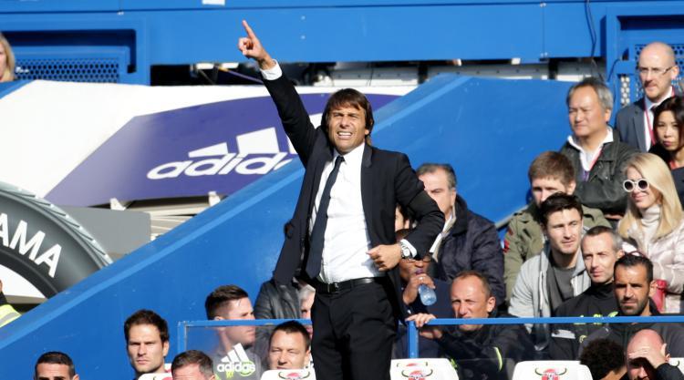 Chelsea head coach Antonio Conte set to stick to same formation