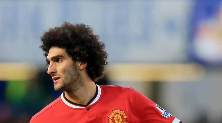 Fellaini told to keep his cool