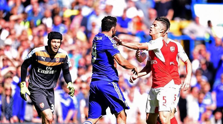 Chelsea and Arsenal both fined by FA following stormy Stamford Bridge encounter