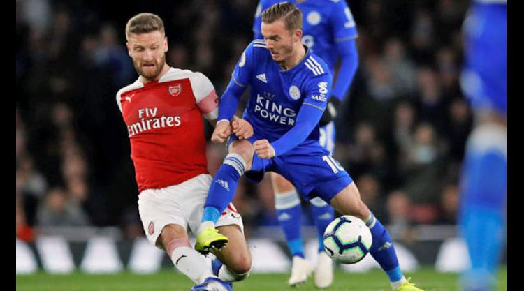 Arsenal defender Shkdoran Mustafi: This is why Gunners beat Leicester