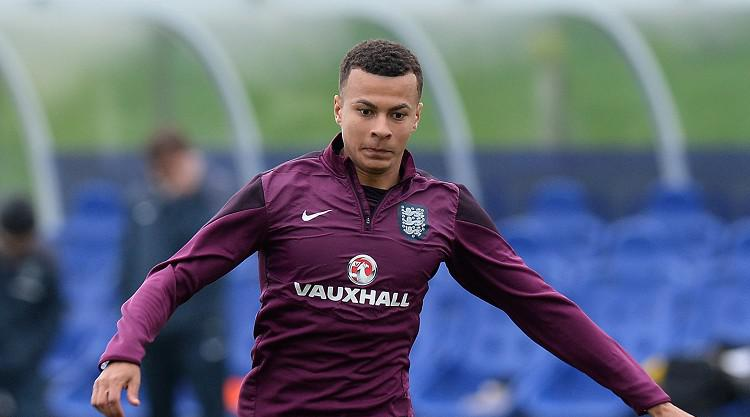 Dele Alli: England debut at Wembley would be a dream come true