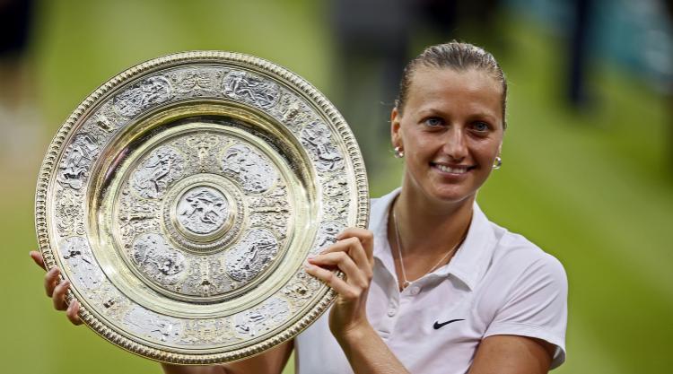 No timescale on my return to tennis following knife attack - Petra Kvitova