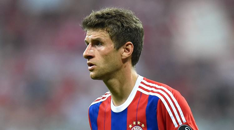 Bayern Munich 'turned down huge offer for Thomas Muller'