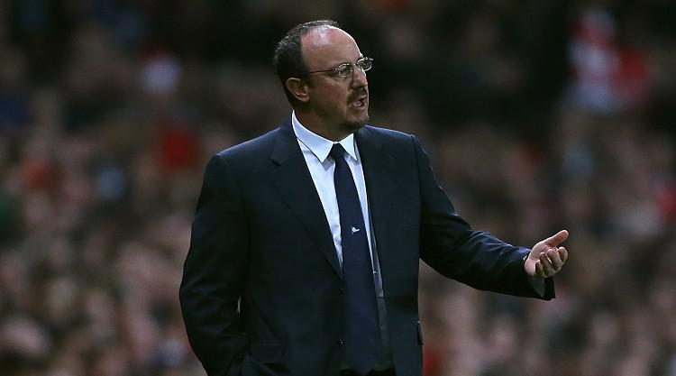 Benitez Hoping For No Further Injury Setbacks