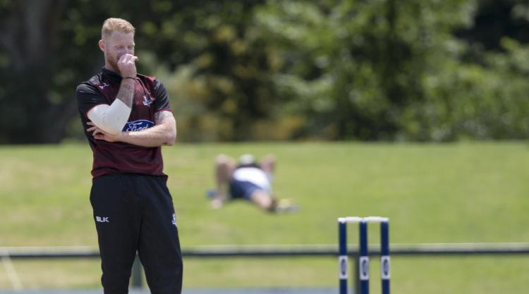 Ben Stokes shows return to form with 93 in latest Canterbury outing
