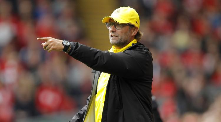 New Liverpool manager Jurgen Klopp set to face the media
