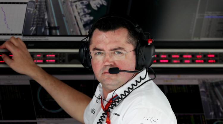 Lando Norris stars for McLaren in testing