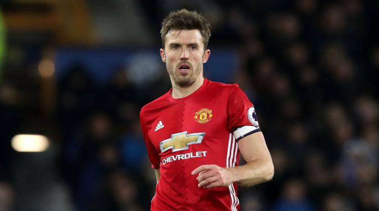 Carrick, Valencia and Darmian among those to miss United's Ukraine trip