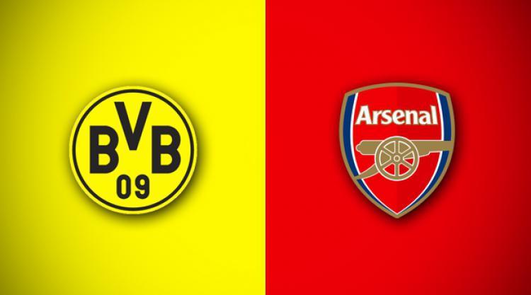Арсенал и боруссия