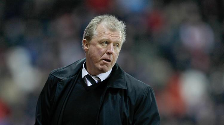 Derby sack McClaren