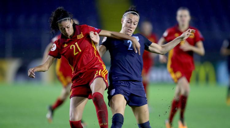 Lucy Bronze hails England's defensive strength after victory over Spain