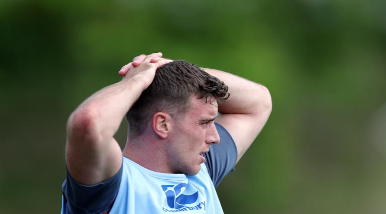 England fly-half George Ford says he is trying to develop his leadership skills