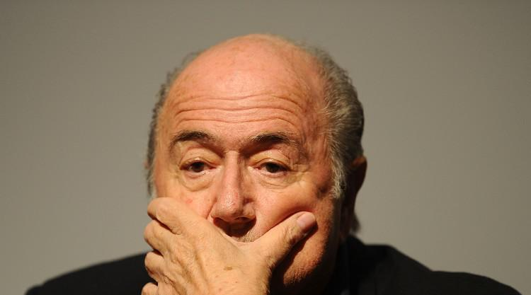 Sepp Blatter branded 'hypocrite and a liar' by FIFA rival Chung