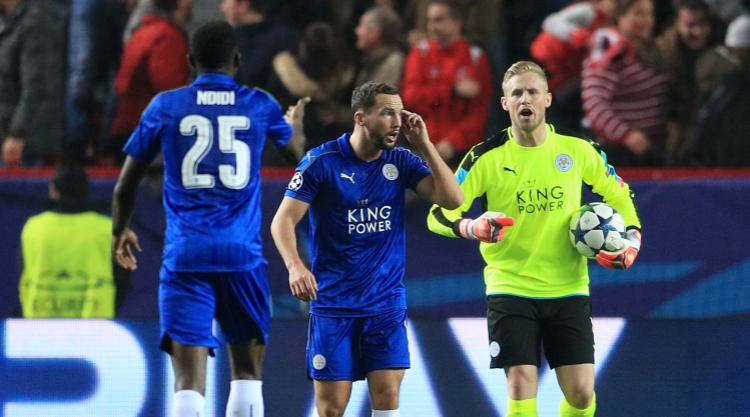 Claudio Ranieri insists Leicester's Champions League hopes are alive