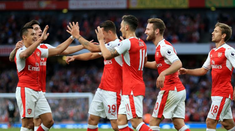 Arsenal outclass Chelsea in one-sided London derby