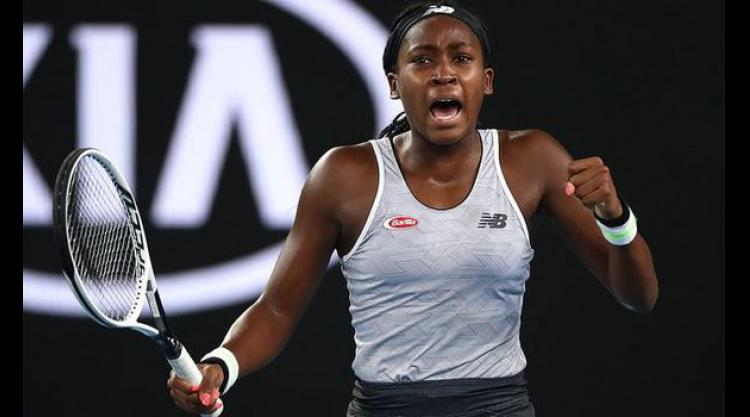Coco Gauff beats Venus Williams to reach Australian Open second round