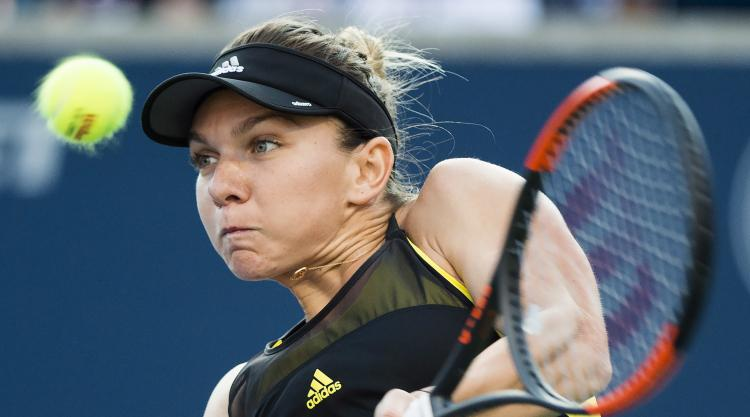 Simona Halep eases into third round in Cincinnati with straight sets win