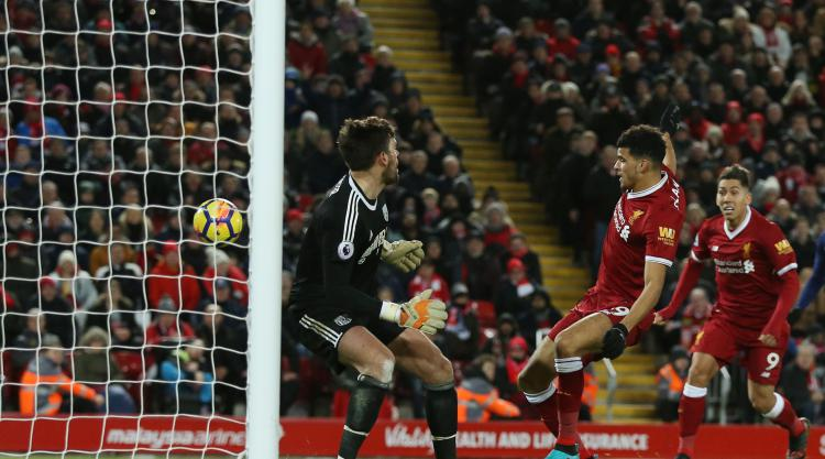 Reds boss Jurgen Klopp questions decision to disallow Dominic Solanke strike