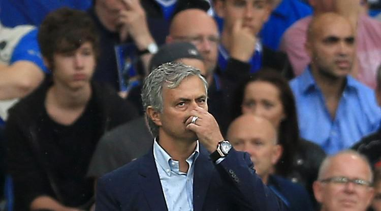 Chelsea boss Jose Mourinho hails Crystal Palace after 2-1 home defeat