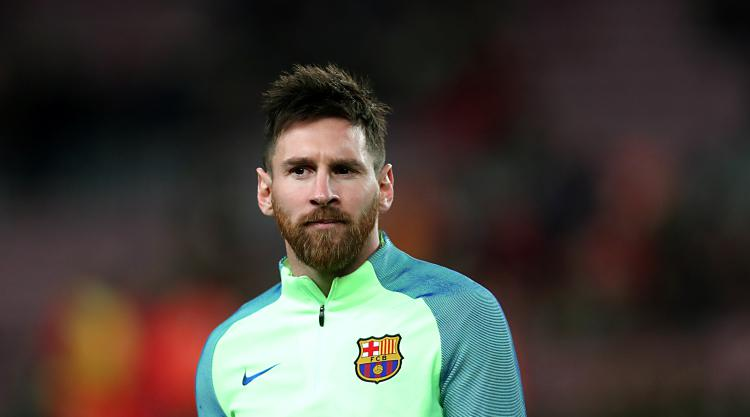 Barca defend Messi against 'unjust' ban