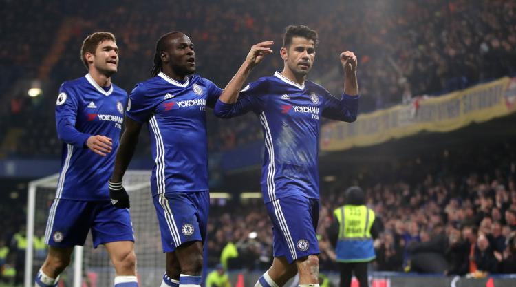 Pedro and Fabregas revel in Costa's return to Chelsea line-up