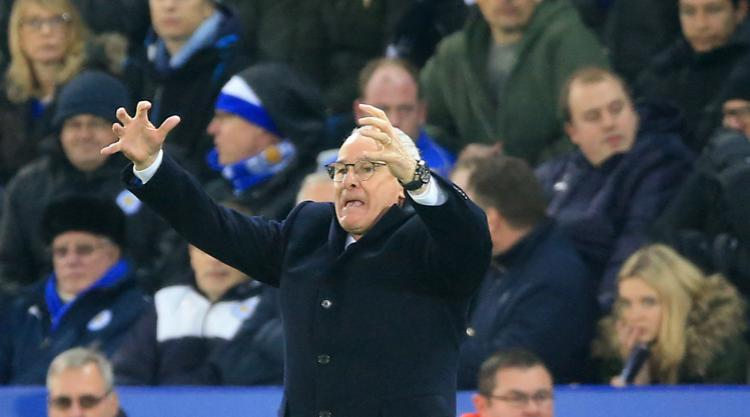 Claudio Ranieri wants lowly Leicester to show title-winning qualities