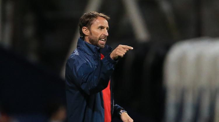 Gareth Southgate satisfied with new recruits after narrow win for Young Lions