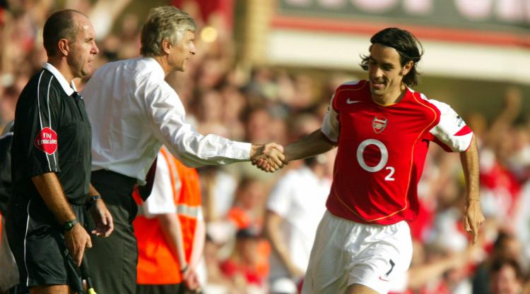Arsene Wenger's new contract more important than player deals, says Robert Pires