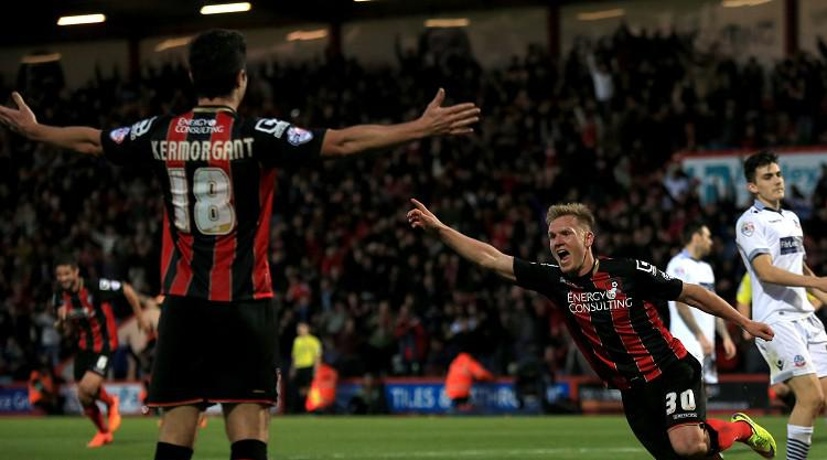 Bournemouth set for Premier League