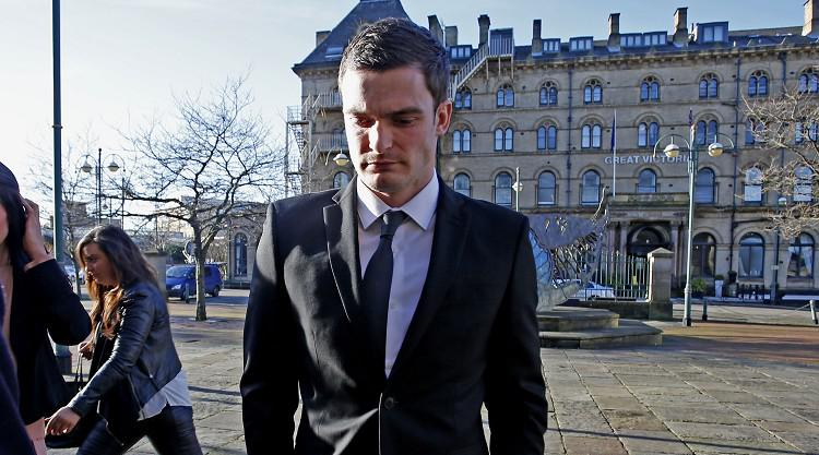 England footballer Adam Johnson admits child sex charge