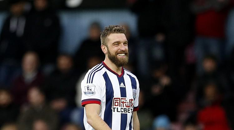 Rickie Lambert's deflected goal earns West Brom a point at West Ham