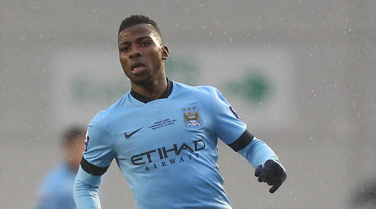 Iheanacho misses out on Manchester City's Champions League squad