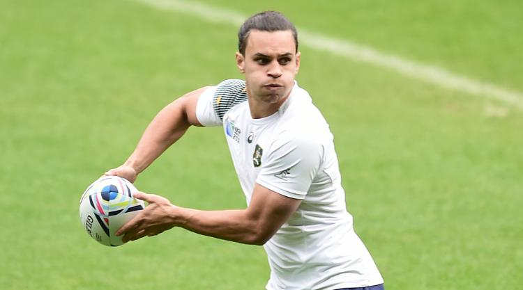 Australia's Matt Toomua monitoring England closely ahead of Leicester switch