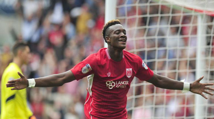 Tammy Abraham voted Championship PFA Fans' Player of the Month for August and September