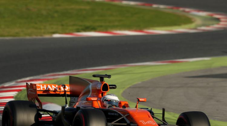 Alonso frustrated after familiar reliability issues for McLaren in F1 testing