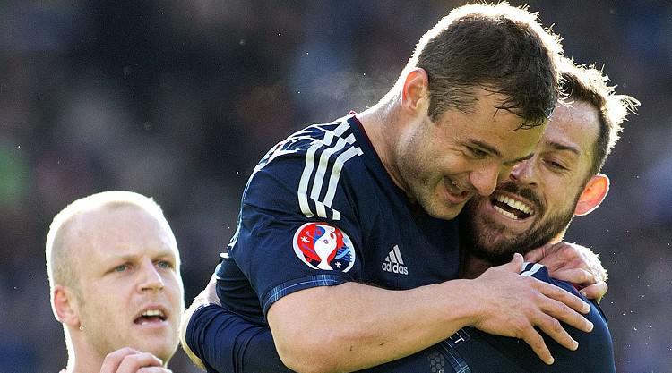 Goals breed confidence for Scotland