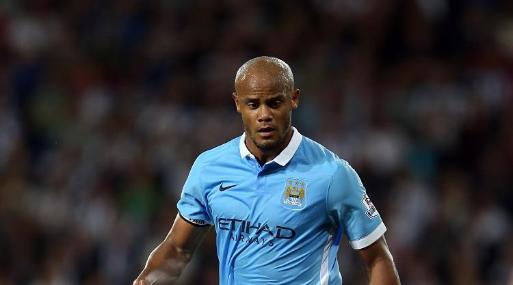 Vincent Kompany declared fit for Manchester City's crunch game against Tottenham