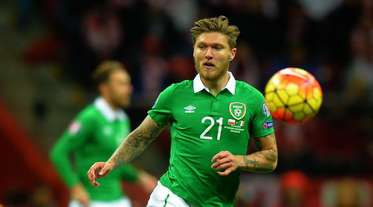 Ireland will be fired up for play-off chance - Hendrick