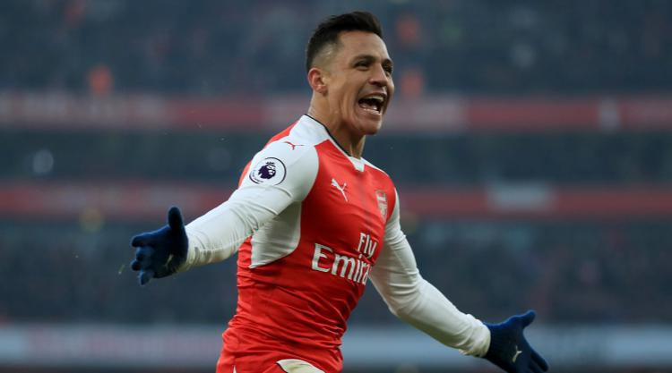 Alexis Sanchez's stoppage-time penalty wins it for Arsenal in wild finish