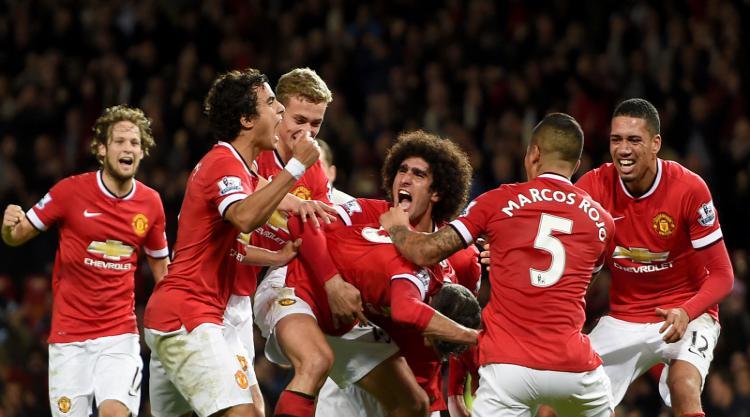 Юнайтед Манчестер Игроки