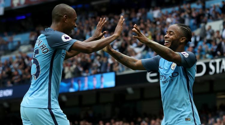 Raheem Sterling brace maintains Pep Guardiola's winning start at Manchester City
