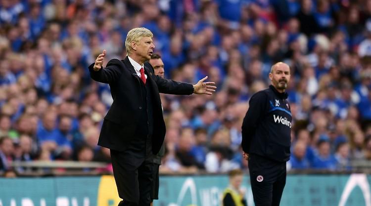 Wenger relishing Chelsea challenge
