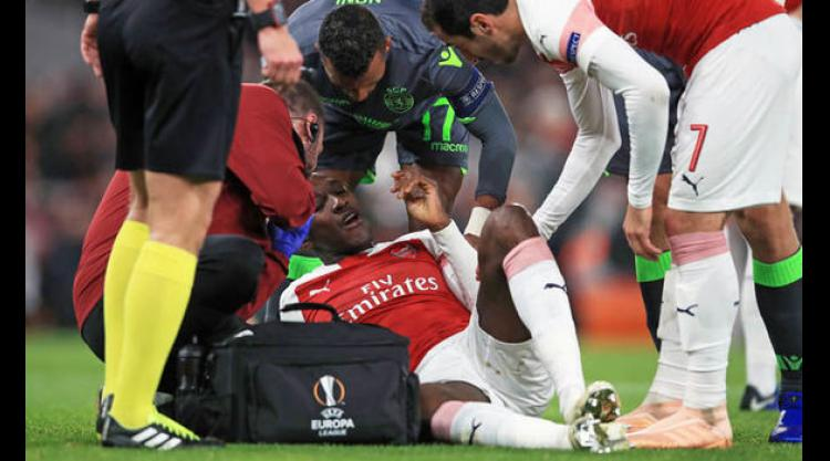 Arsenal injury news: Who is OUT of Bournemouth vs Arsenal this weekend?