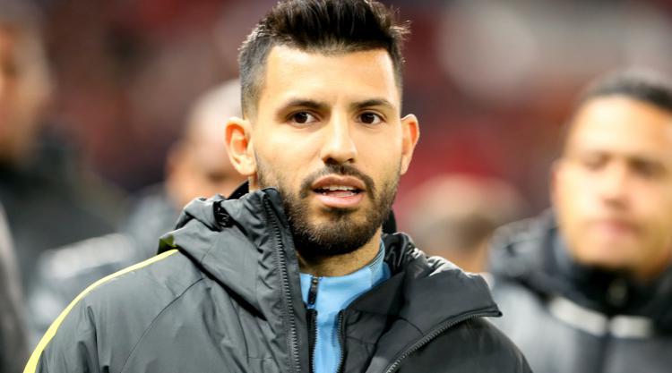 Tottenham dismiss talk of move for Manchester City striker Sergio Aguero