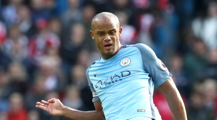 Vincent Kompany being extra cautious ahead of Manchester City return