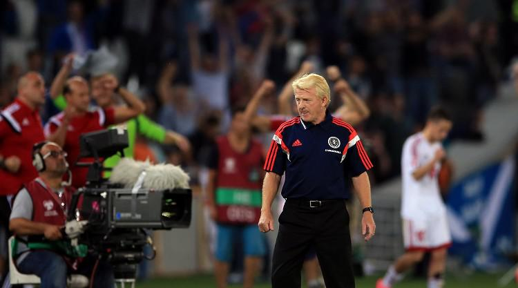 Strachan's sorry Scotland suffer painful Euro 2016 qualifier loss in Georgia