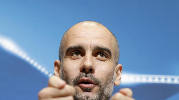 Pep Guardiola relishing 'beautiful' intensity of Champions League spotlight