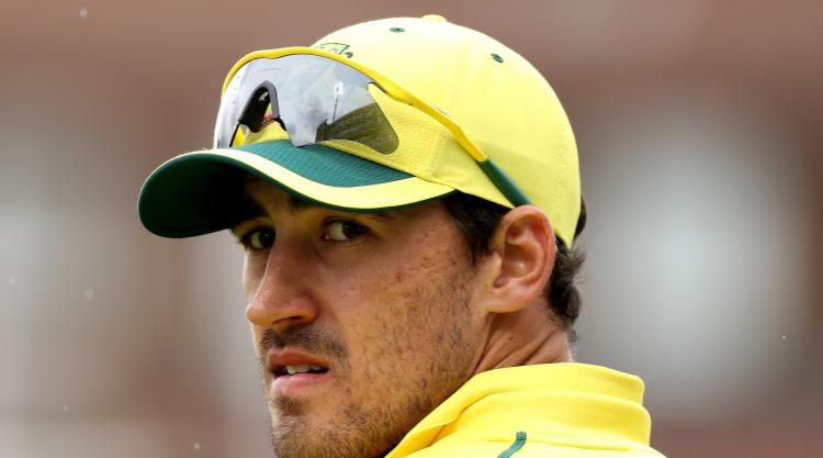 Recovering Starc rested for Australia's limited-overs tour of India