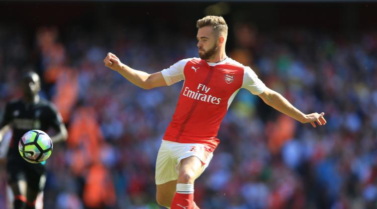 Arsenal loan Calum Chambers to Middlesbrough