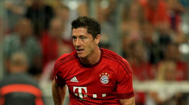 Bayern Munich stretch Bundesliga lead to seven points